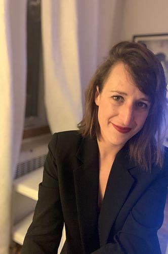 Photo of Anne-Élisabeth Bossé