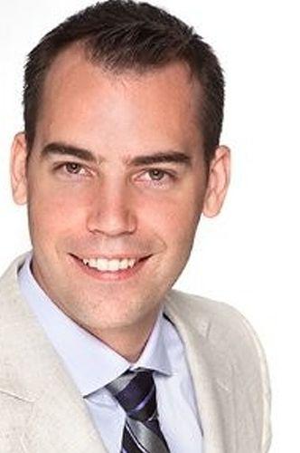Photo of Xavier Morin-Lefort