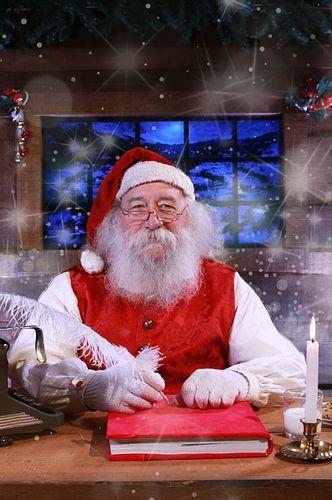 Photo of Le Père Noël
