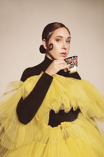 Photo de Ariel Charest - Elle fait du lipsync