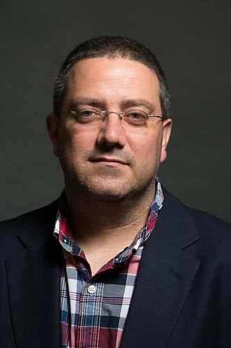 Photo of Sylvain Johnson